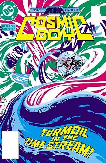 Cosmic Boy (1986-1987) #3