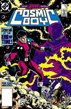 Cosmic Boy (1986-1987) #4