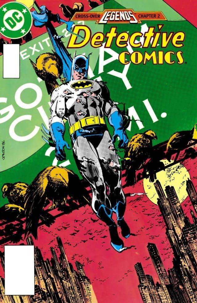 Detective Comics (1937-2011) #568