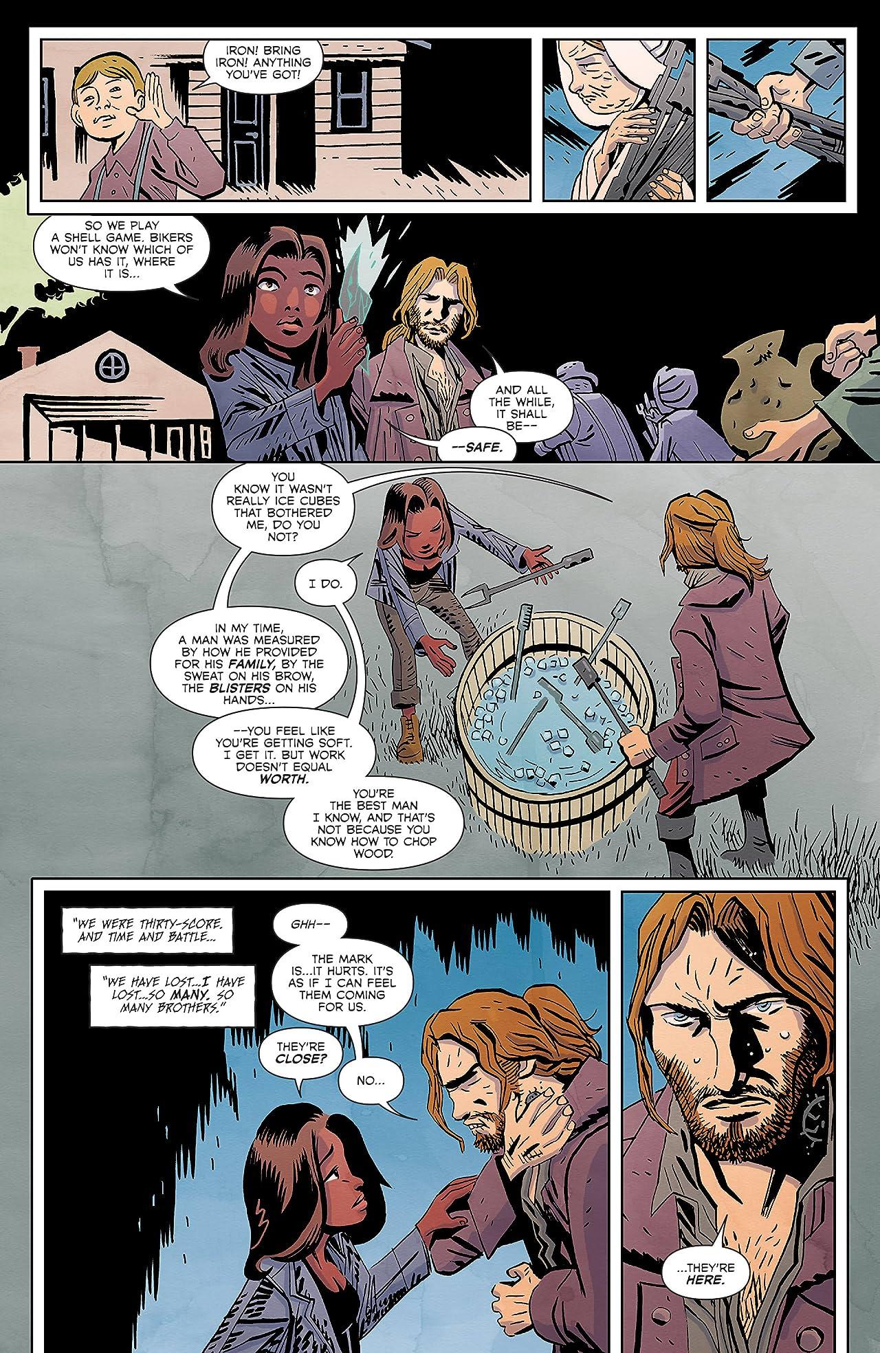 Sleepy Hollow: Providence #4