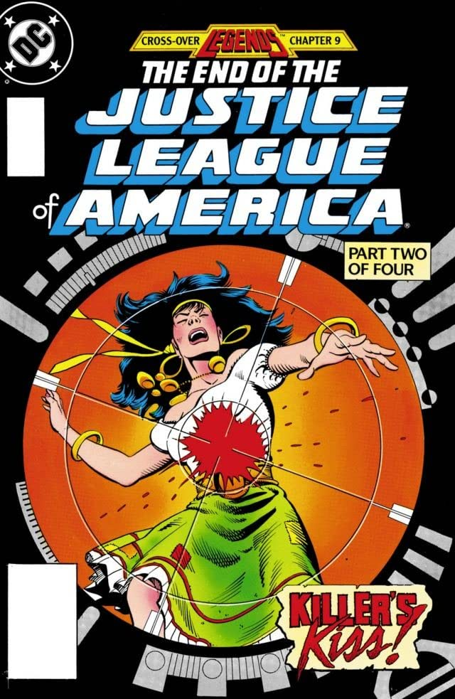 Justice League of America (1960-1987) #259