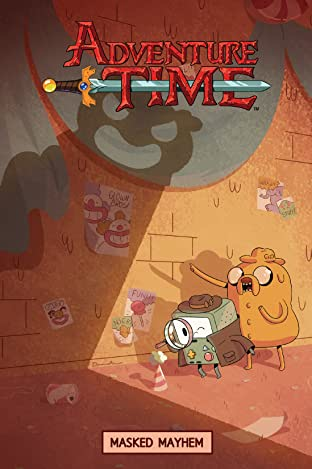 Adventure Time Tome 6: Masked Mayhem