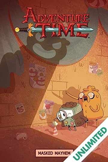Adventure Time Vol. 6: Masked Mayhem