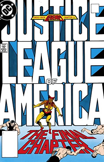 Justice League of America (1960-1987) #261