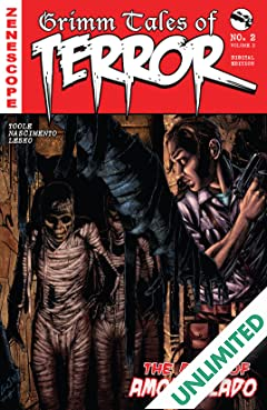 Grimm Tales of Terror Vol. 2 #2
