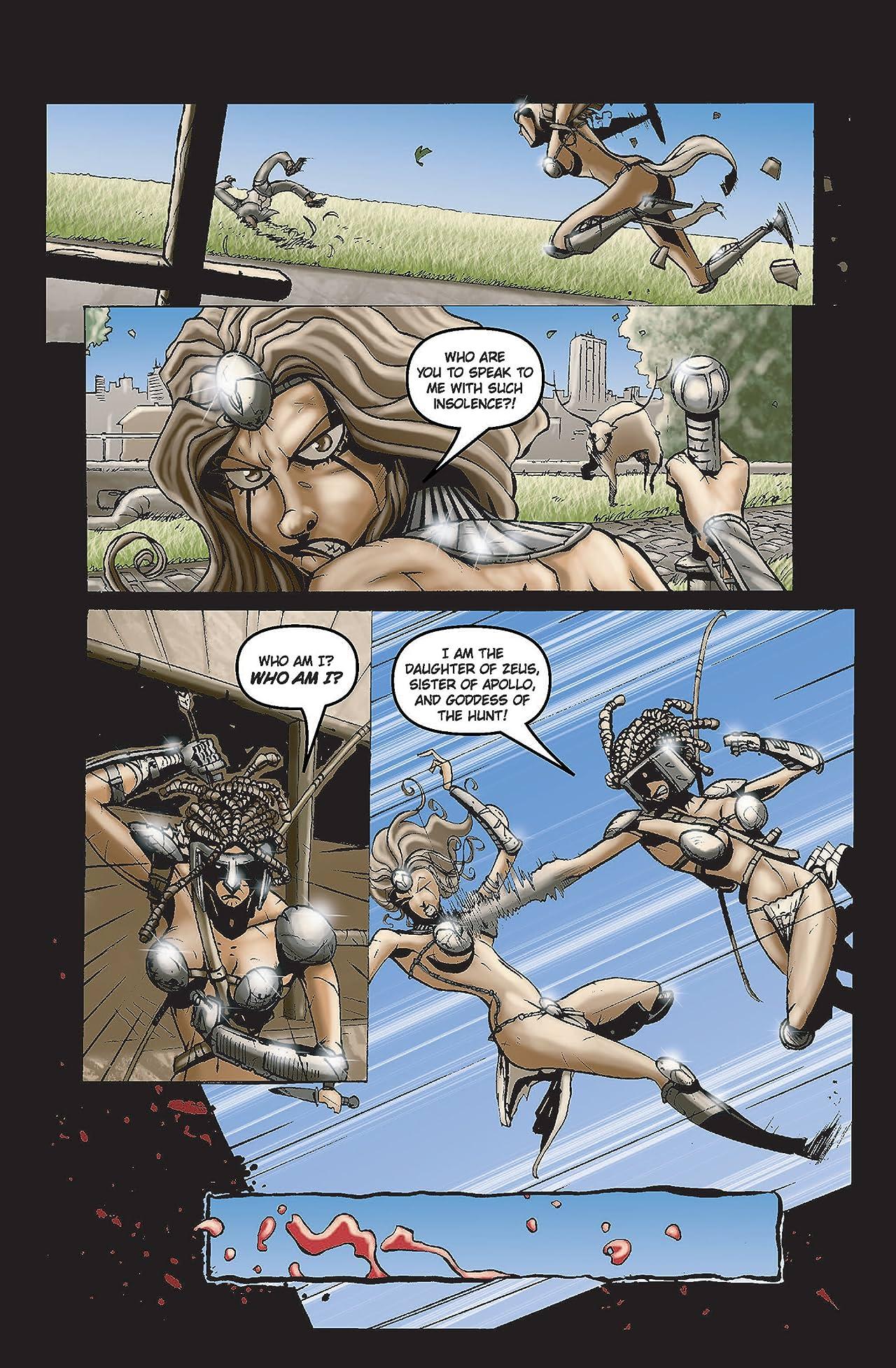 Legend of Isis Volume 7: Neohthy's Revenge #3