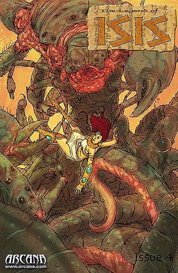 Legend of Isis Volume 7: Neohthy's Revenge #4