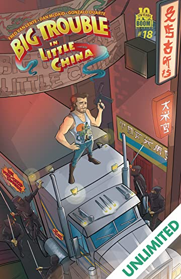 Big Trouble in Little China #18