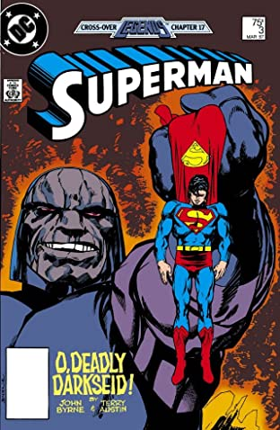 Superman (1987-2006) No.3