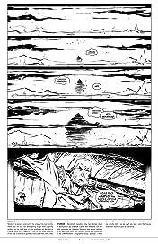 Six-Gun Gorilla: Pen & Ink #1