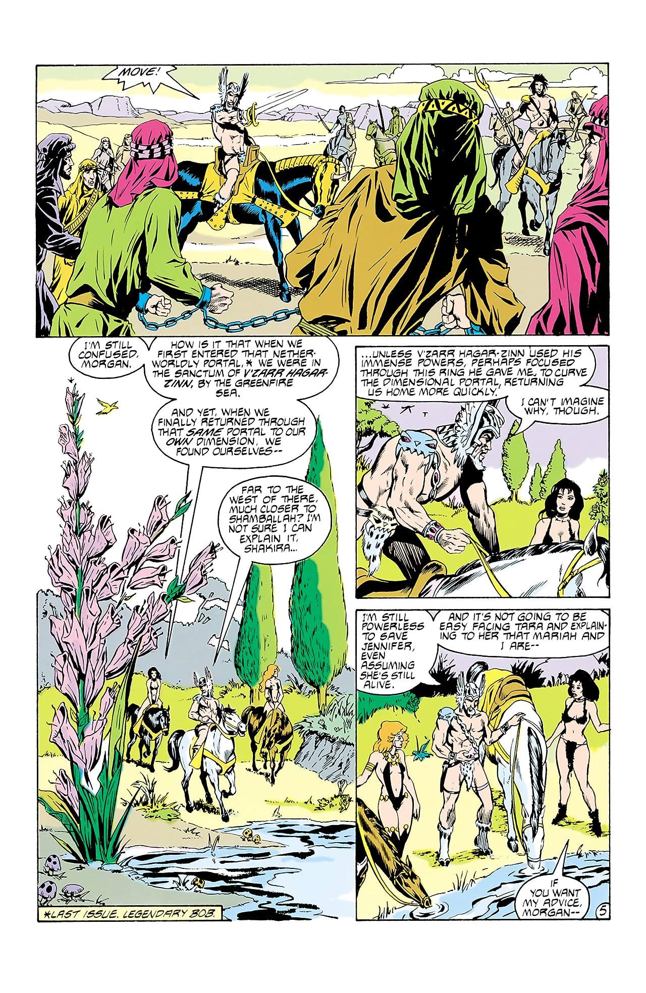 Warlord (1976-1998) #115