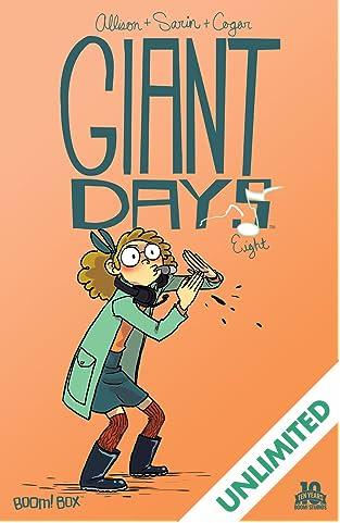 Giant Days #8