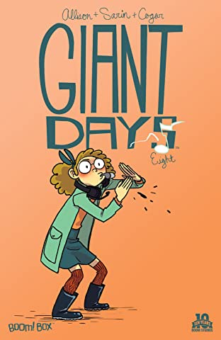 Giant Days No.8