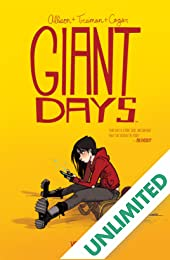 Giant Days Vol  1 - Comics by comiXology