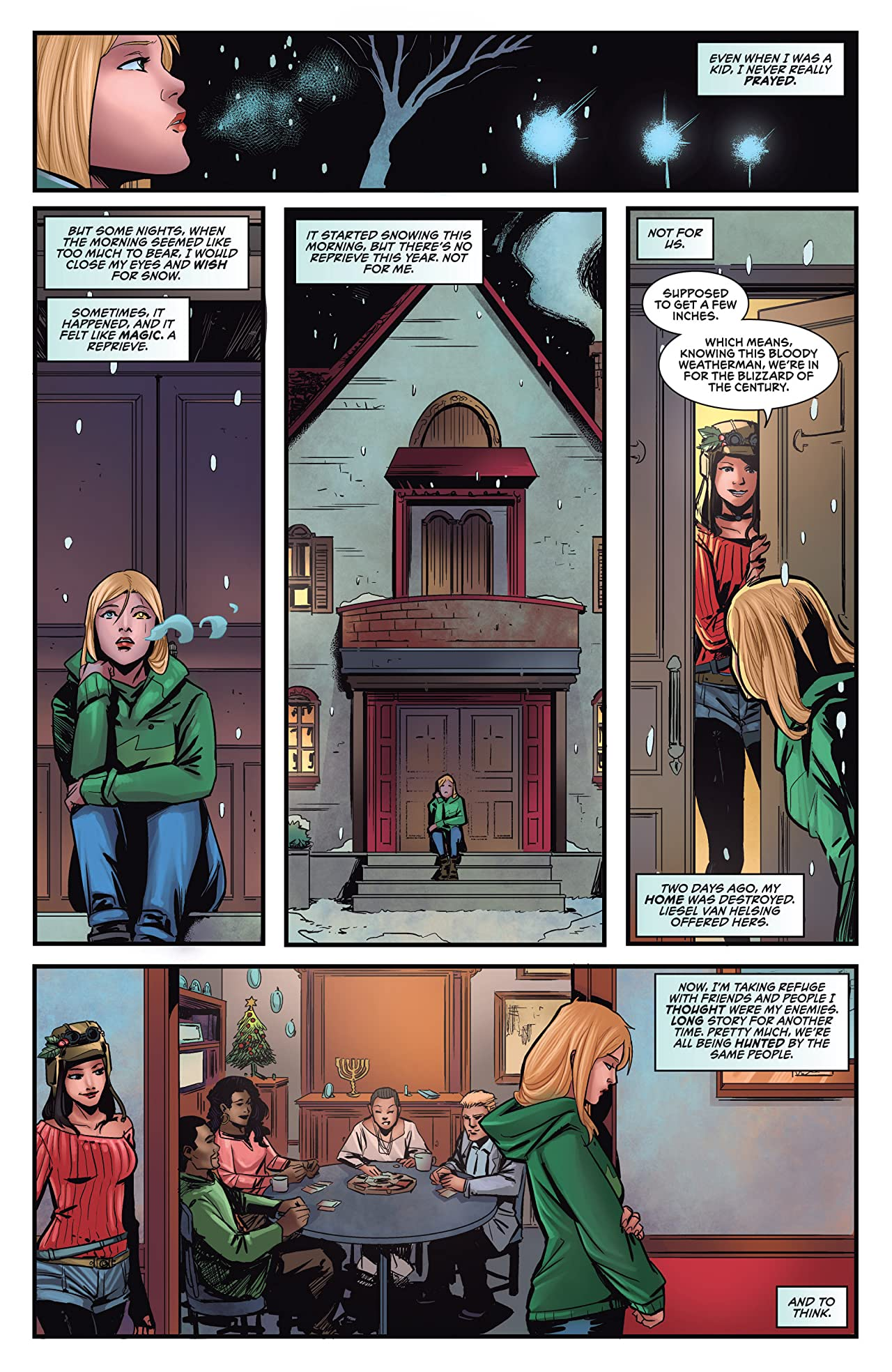 Robyn Hood 2015 Holiday Special #1