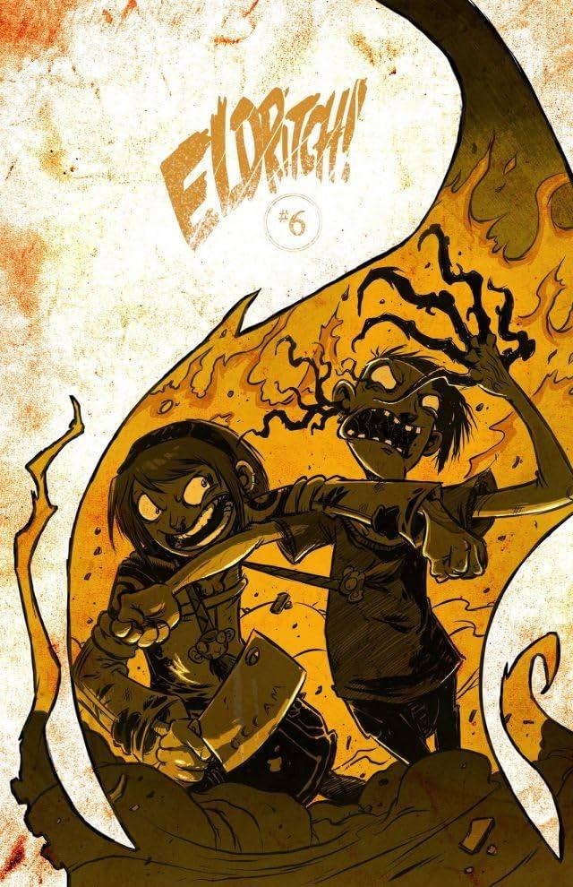 ELDRITCH! #6