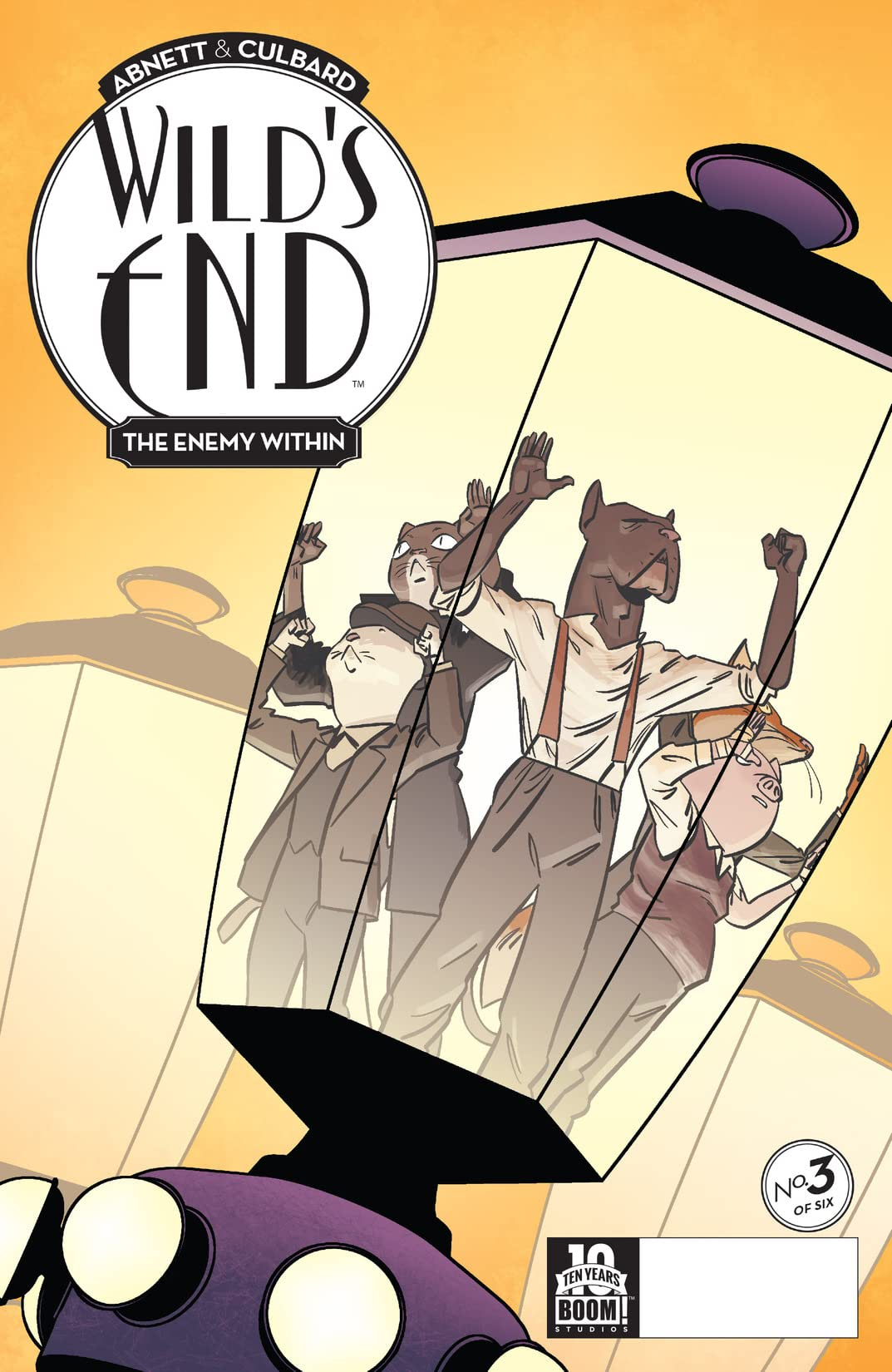 Wild's End: The Enemy Within #3