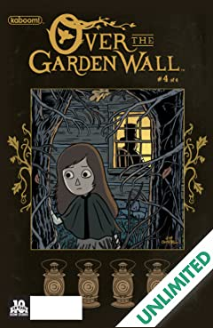 Over The Garden Wall (2015) #4 (of 4)