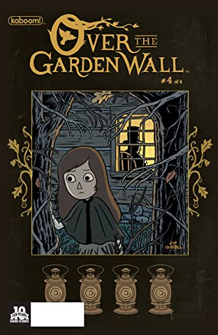 Over The Garden Wall (2015) No.4 (sur 4)