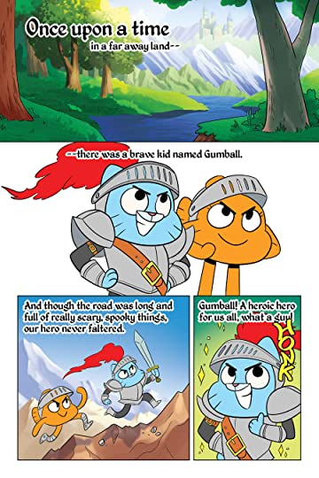 The Amazing World of Gumball Vol. 1: Fairy Tale Trouble
