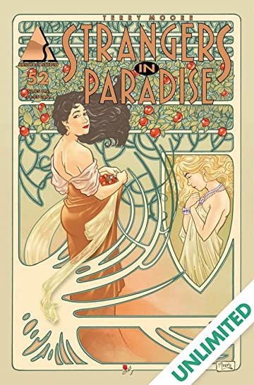 Strangers in Paradise Vol. 3 #52