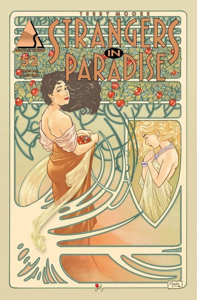 Strangers in Paradise Vol. 3 #52