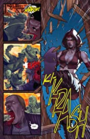 Grimm Fairy Tales 2015 Annual Realm Knight One-Shot #1