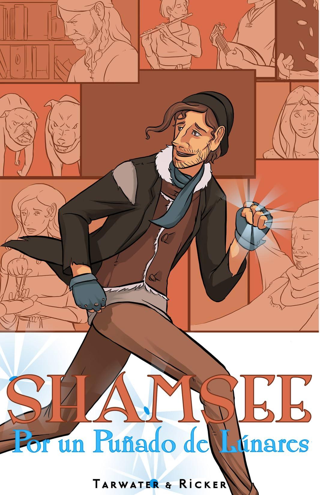 Shamsee (en Español) Vol. 1: Por un puñado de Lunares