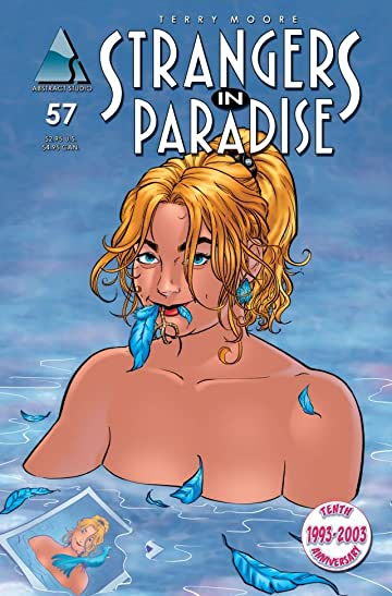 Strangers in Paradise Vol. 3 #57