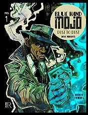 Blue Hand Mojo #1