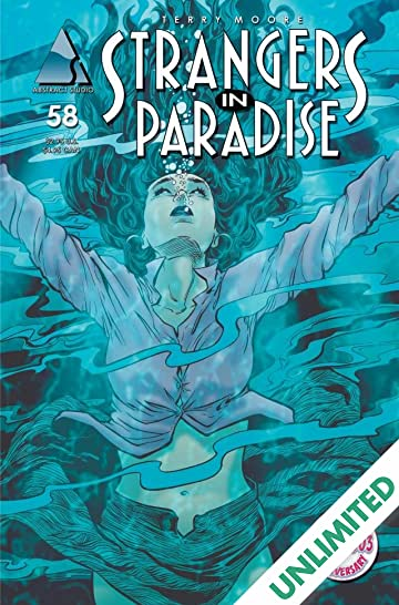 Strangers in Paradise Vol. 3 #58