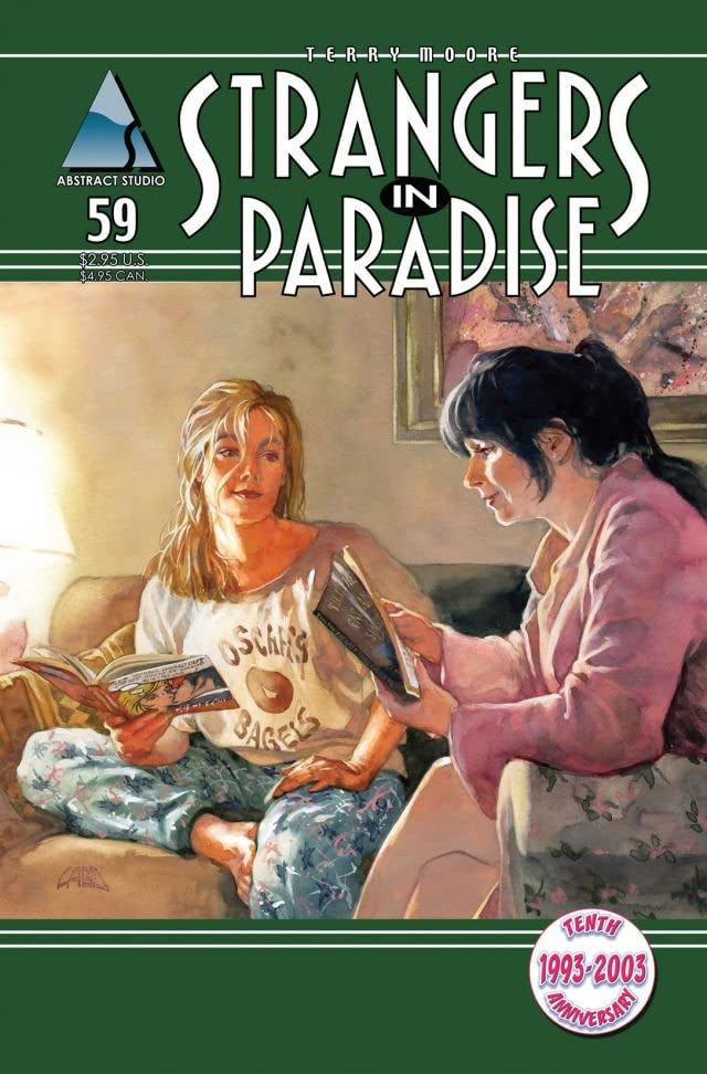 Strangers in Paradise Vol. 3 #59