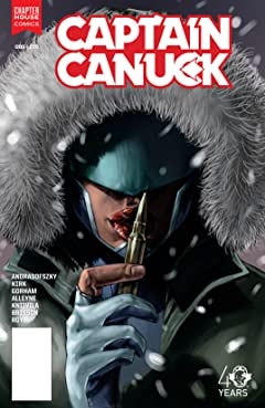 Captain Canuck (2015-) #5