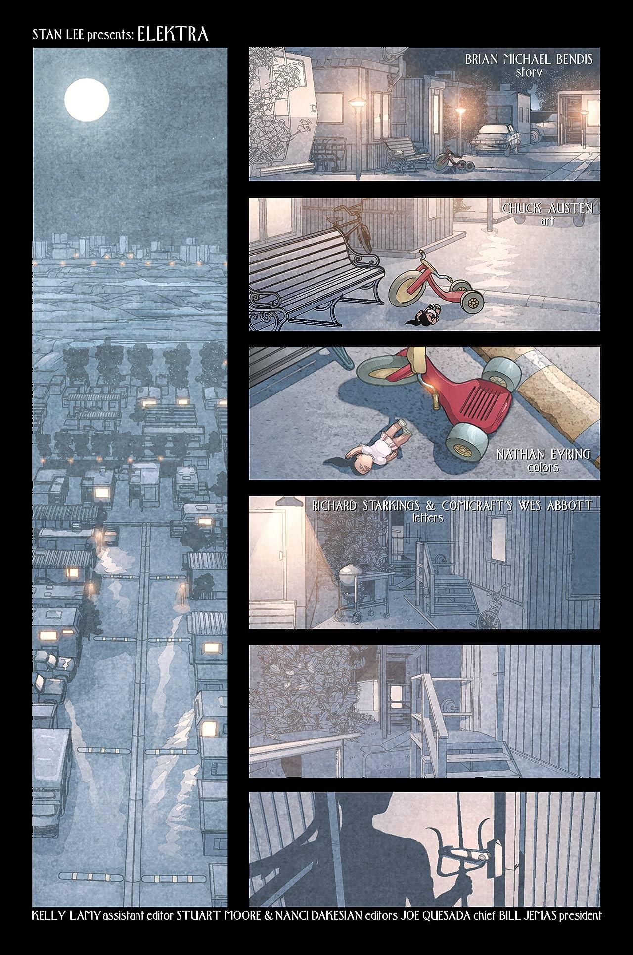 Elektra (2001-2004) #1