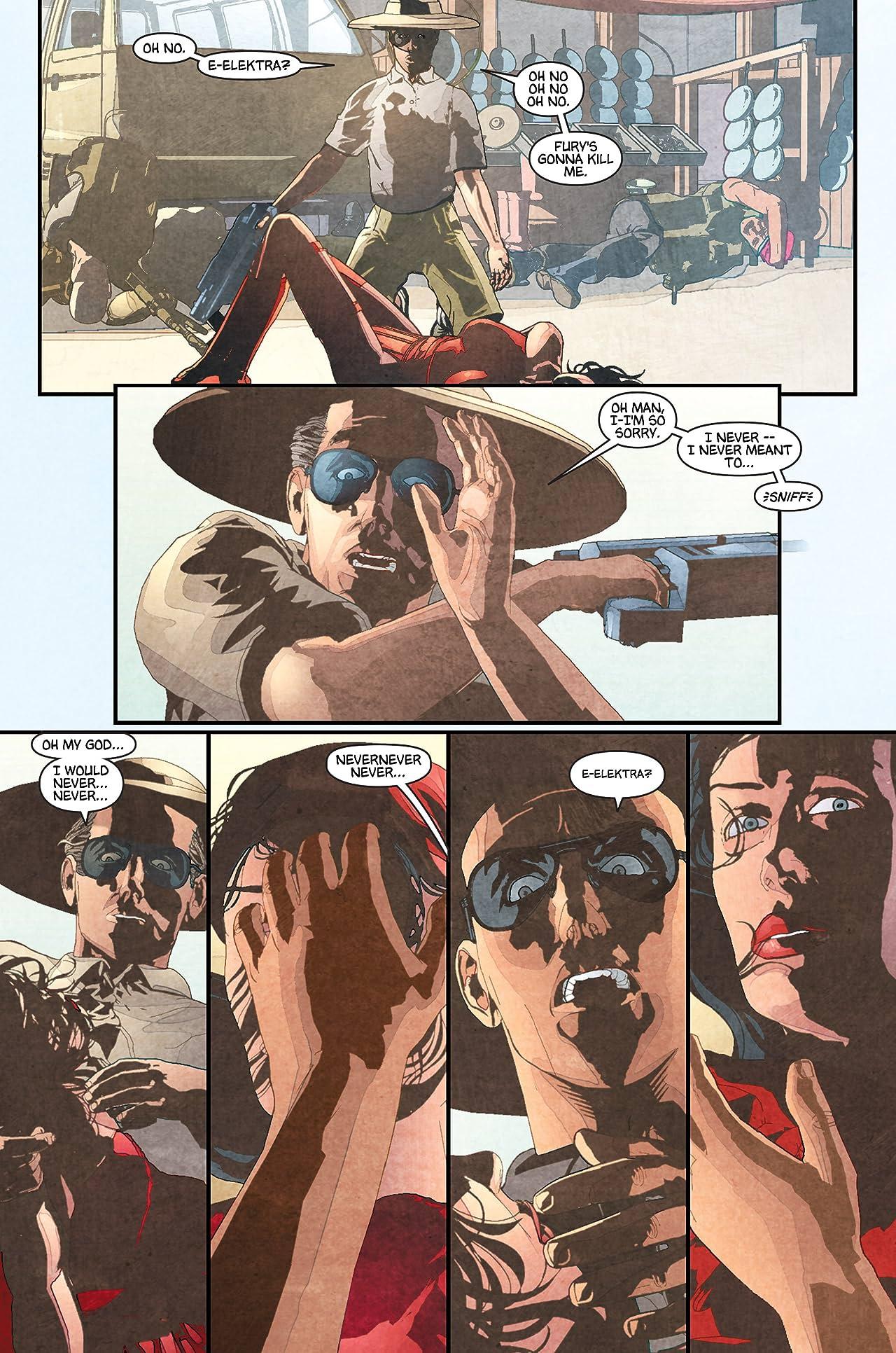 Elektra (2001-2004) #2