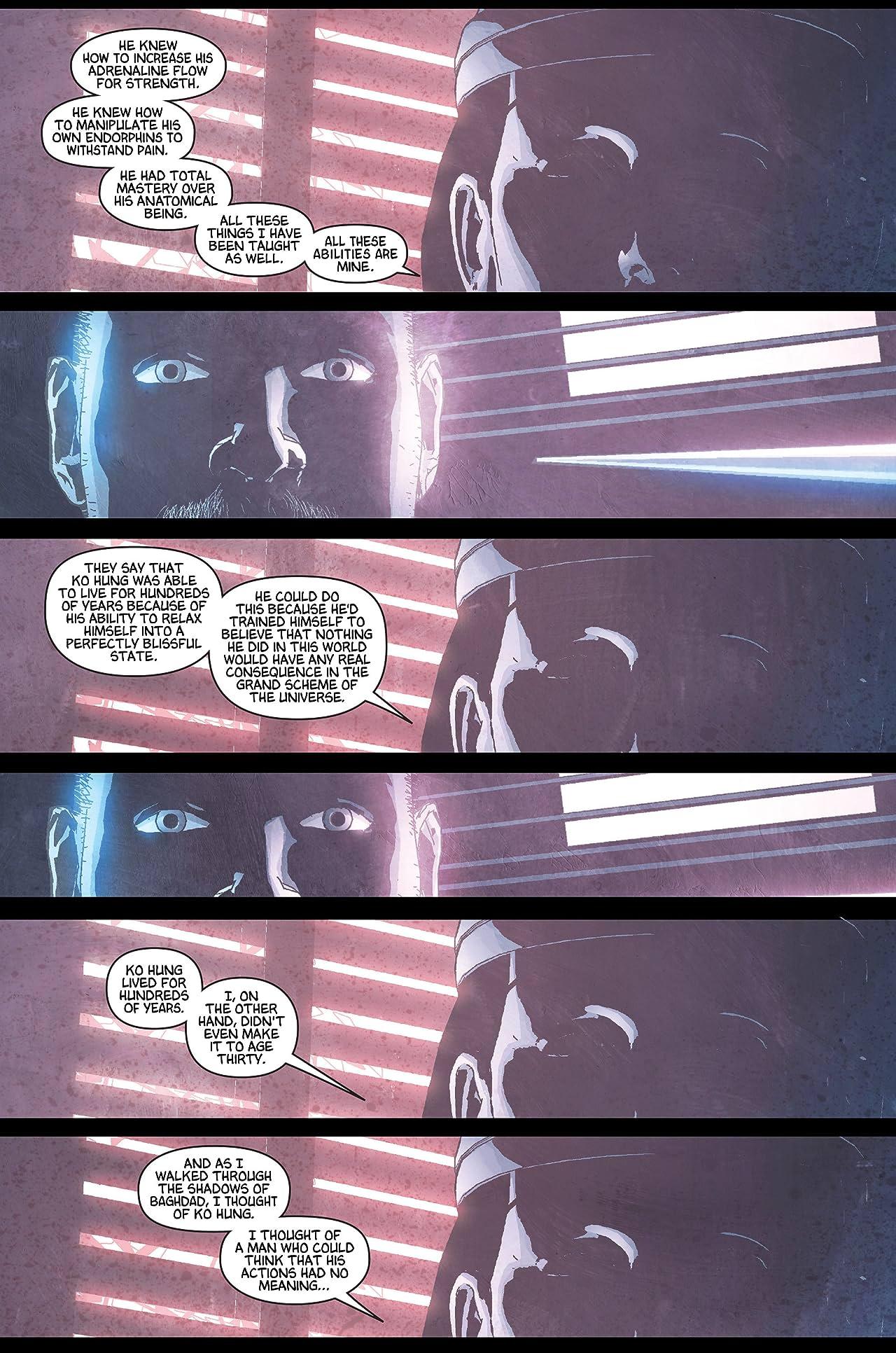 Elektra (2001-2004) #3