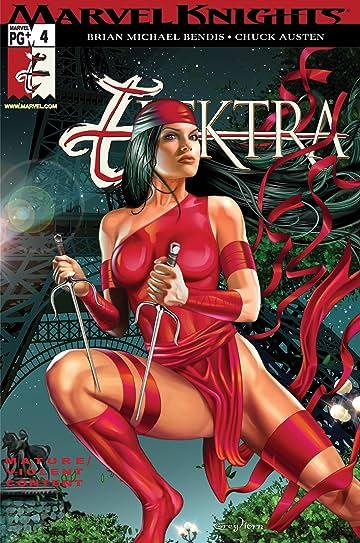 Elektra (2001-2004) #4