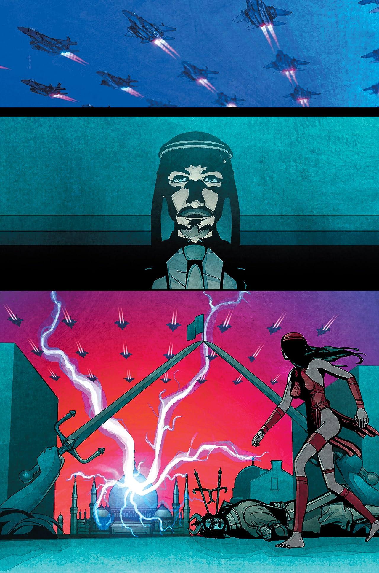 Elektra (2001-2004) #5