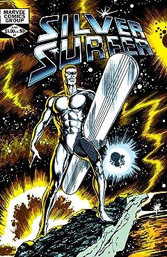 Silver Surfer (1982) #1