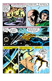 Silver Surfer (1982) #1