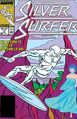 Silver Surfer (1987-1998) #2
