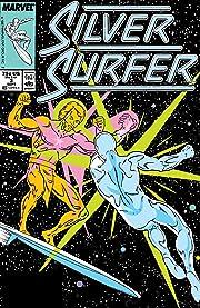 Silver Surfer (1987-1998) #3