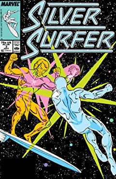 Silver Surfer (1987-1998) #3