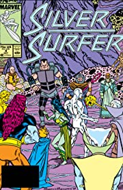 Silver Surfer (1987-1998) #4