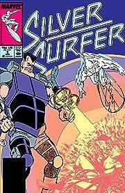 Silver Surfer (1987-1998) #5