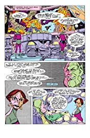 Silver Surfer (1987-1998) #6
