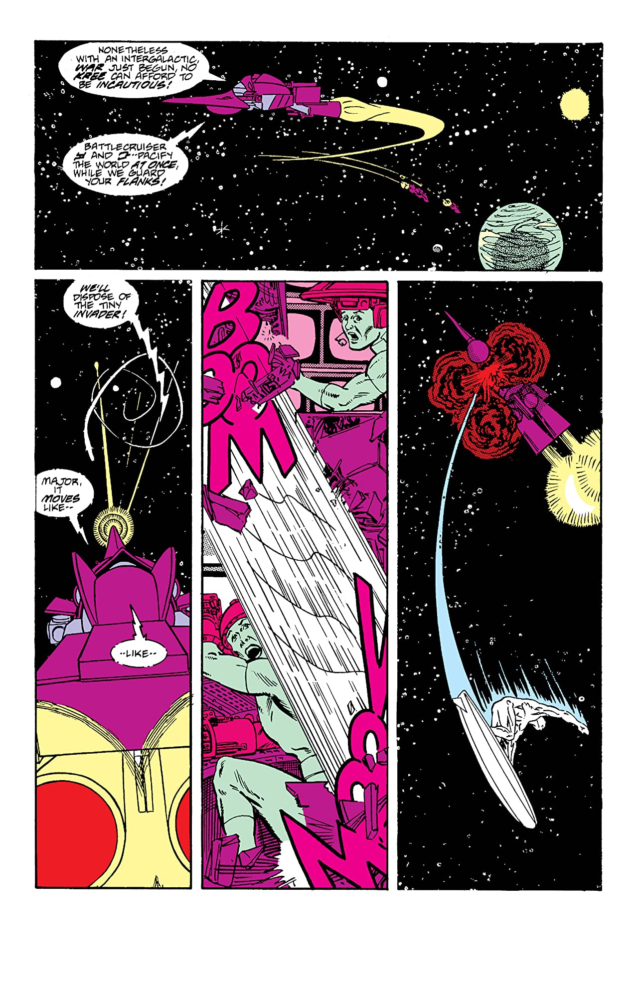 Silver Surfer (1987-1998) #7