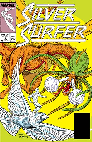 Silver Surfer (1987-1998) #8