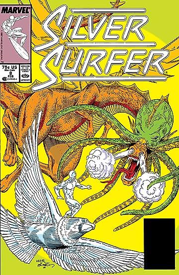 Silver Surfer (1987-1998) #8
