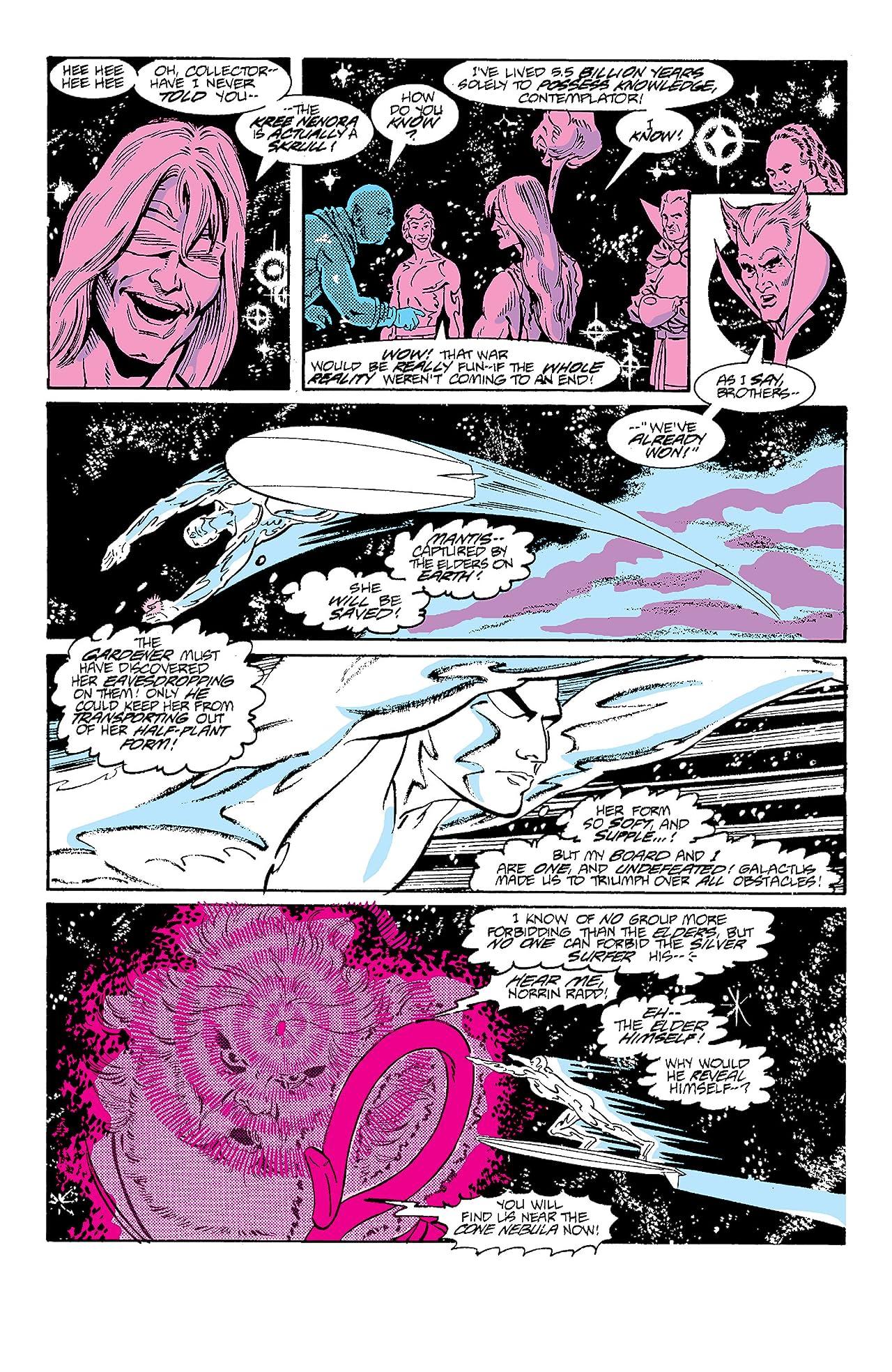 Silver Surfer (1987-1998) #9